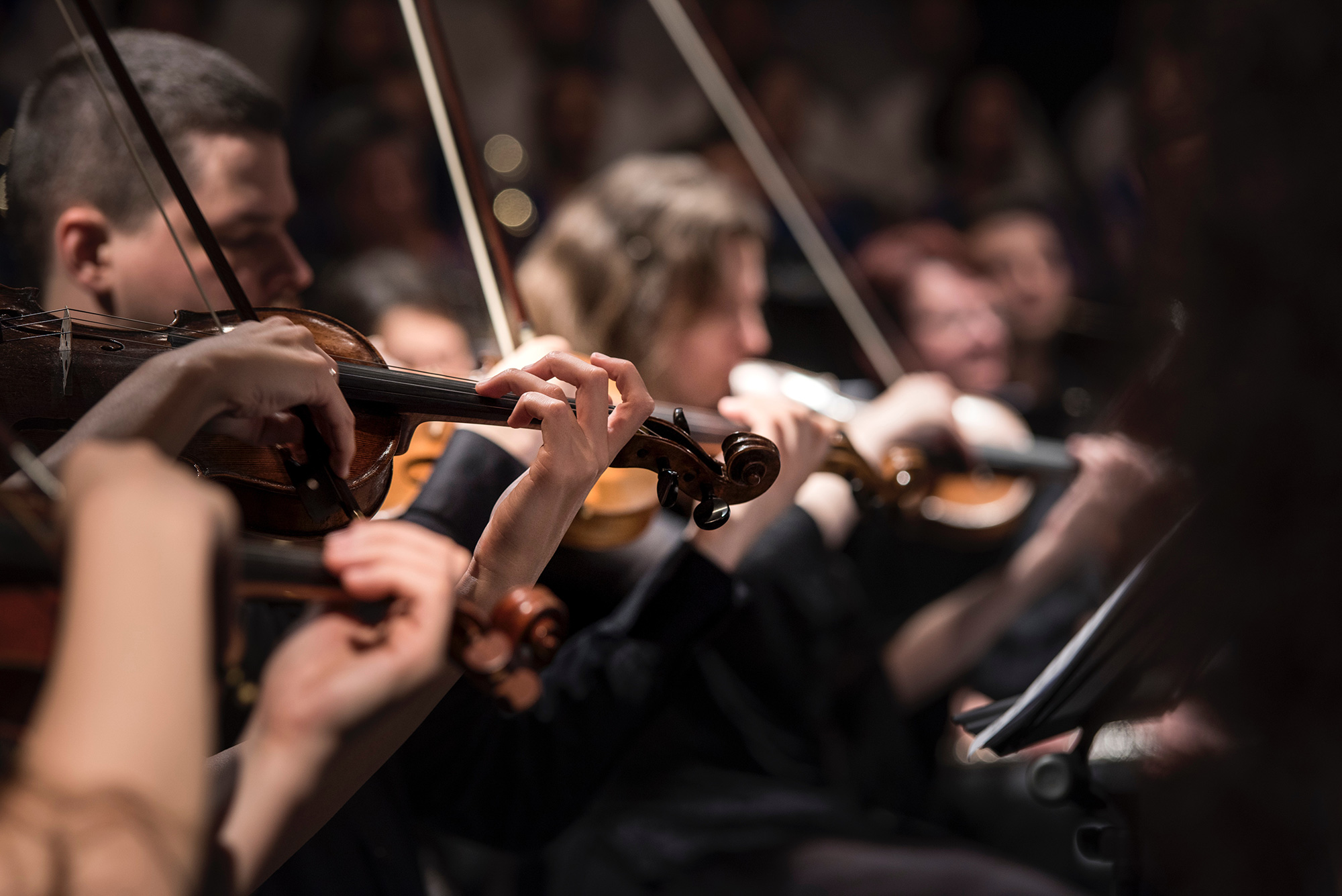 EXPERIENCE THE ACADIANA SYMPHONY'S 35TH SEASON